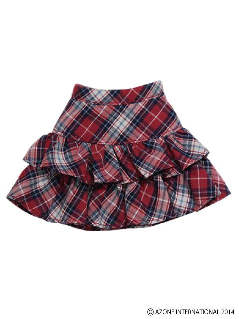 AZONE/Pureneemo Original Costume/POC339【1/6サイズドール用】PNSふりふりティアードスカート