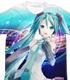 初音ミク/初音ミク/初音ミク V3 フルグラフィックTシャツ ver.2.0