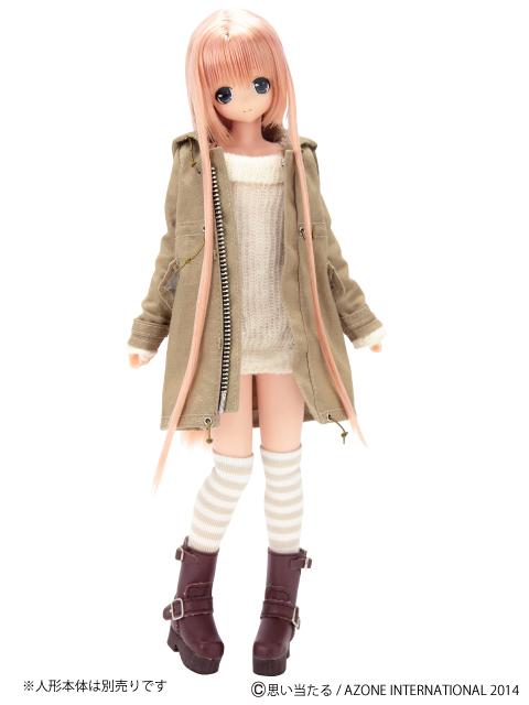 AZONE/Pureneemo Original Costume/AKT102【1/6サイズドール用】こもれび森のお洋服屋さん♪「エンジニアブーツ」