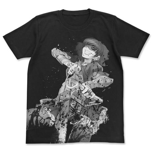 ブラック・ラグーン/ブラック・ラグーン/ソーヤーTシャツ