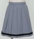 私立椚ヶ丘中学校女子制服 スカート
