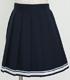 豊ヶ崎学園女子制服 スカート