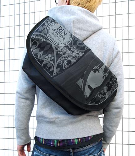 THE IDOLM@STER/アイドルマスター シンデレラガールズ/渋谷凛メッセンジャーバッグ