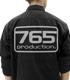 765プロ ワッペンベースワークシャツ