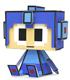 グラフィグ360 ロックマン(ドット ver.)
