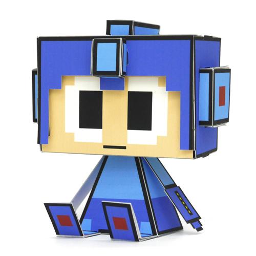 ロックマン/ロックマン/グラフィグ360 ロックマン(ドット ver.)