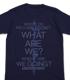 蒼き鋼のアルペジオ メッセージTシャツ