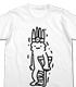 メロンコリニスタ 松葉杖Tシャツ