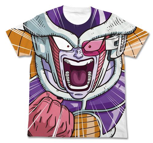 ドラゴンボール/ドラゴンボール改/フリーザ フルグラフィックTシャツ
