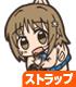 THE IDOLM@STER/アイドルマスター シンデレラガールズ/三村かな子つままれキーホルダー