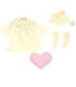 AZONE/ピコニーモコスチューム/PIC075【1/12サイズドール用】1/12ピコDぱすてるパジャマハートセット