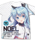 ノエル フルグラフィックTシャツ