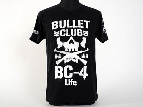 新日本プロレスリング/新日本プロレスリング/BULLET CLUB 4Life Tシャツ