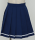 風見学園付属女子制服 スカート