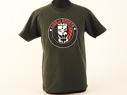 新日本プロレスリング/新日本プロレスリング/ライオンマークMEXICO Tシャツ