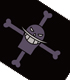 白ひげ海賊団海賊旗クリーナークロス