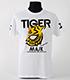 タイガーマスク「ROLLING SAVATE」Tシャツ