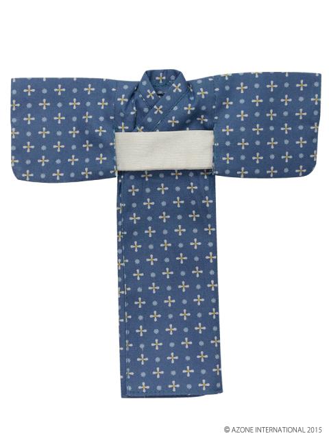 AZONE/Pureneemo Original Costume/ALB147【1/6サイズドール用】PNXS男の子浴衣set ~風ぐるま~