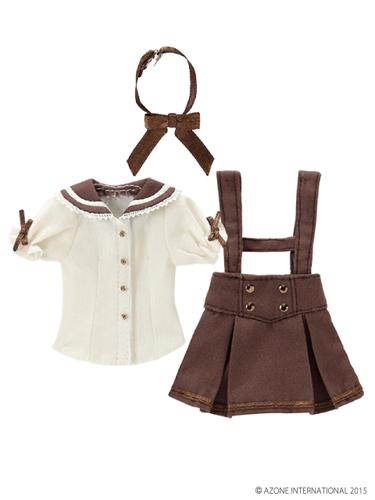 AZONE/Pureneemo Original Costume/ALB148【1/6サイズドール用】PNXS女の子ギムナジウム衣装set