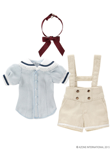 AZONE/Pureneemo Original Costume/ALB149【1/6サイズドール用】PNXS男の子ギムナジウム衣装set