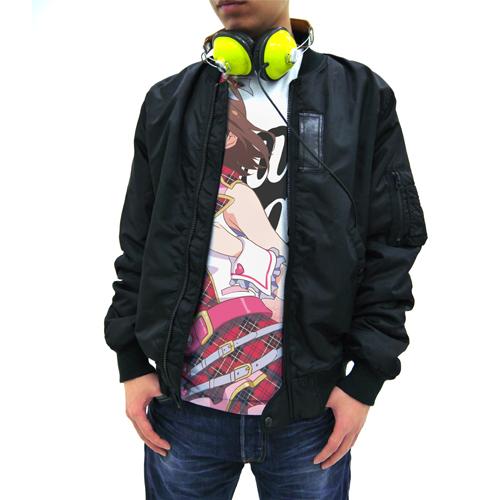 THE IDOLM@STER/THE IDOLM@STER/アイドルマスター ワンフォーオール 天海春香フルグラフィックTシャツ