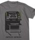 THE IDOLM@STER/THE IDOLM@STER/アイドルマスター アーケード筐体Tシャツ