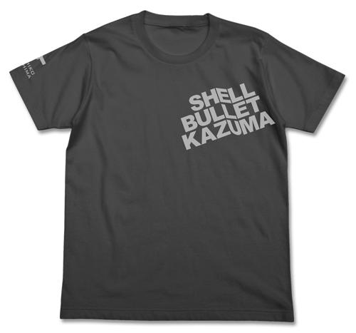 スクライド/スクライド/シェルブリットのカズマTシャツ