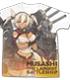 武蔵フルグラフィックTシャツ