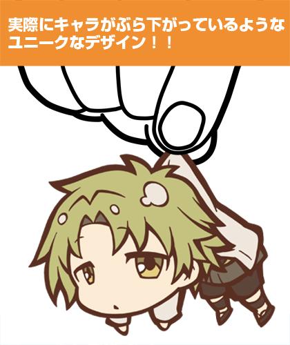 ミカグラ学園組曲/ミカグラ学園組曲/湊川貞松 つままれストラップ