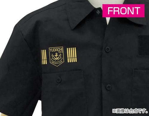 艦隊これくしょん -艦これ-/艦隊これくしょん -艦これ-/夕立改二 フルカラーワークシャツ