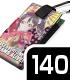 矢澤にこフルカラーモバイルポーチ140