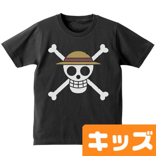 ONE PIECE/ワンピース/麦わらの一味キッズTシャツ