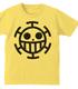 ハートの海賊団キッズTシャツ