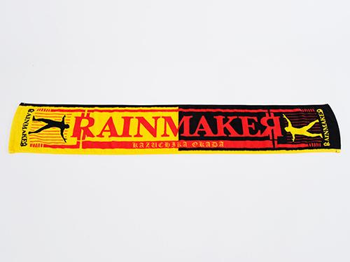 新日本プロレスリング/新日本プロレスリング/オカダ・カズチカ「RAINMAKER<LEVEL 3>」マフラータオル