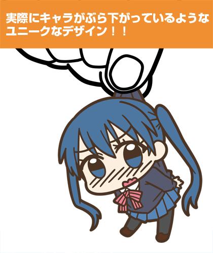 きんいろモザイク/ハロー!!きんいろモザイク/小路綾つままれキーホルダー