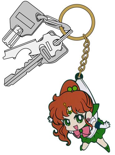セーラームーン/美少女戦士セーラームーンCrystal/セーラージュピター つままれキーホルダー
