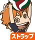 ハイキュー!!/ハイキュー!!/日向翔陽つままれストラップ