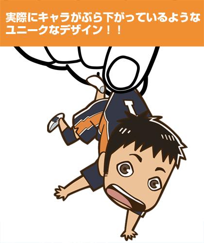 ハイキュー!!/ハイキュー!!/澤村大地つままれストラップ