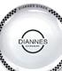 ダイアンズダイナーの皿