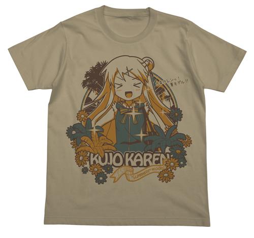 きんいろモザイク/ハロー!!きんいろモザイク/九条カレン夏モデル Tシャツ