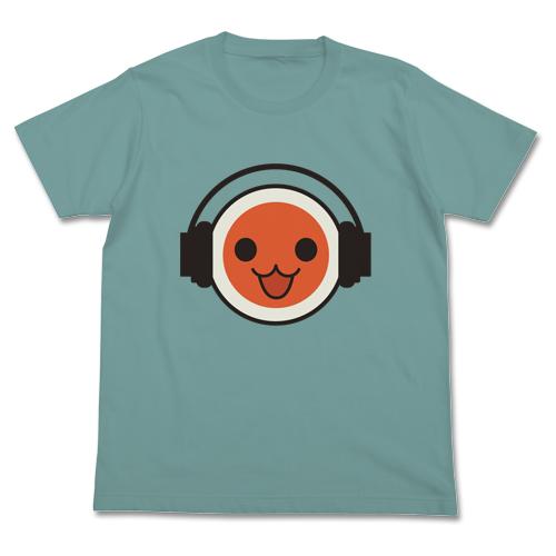 太鼓の達人/太鼓の達人/太鼓の達人 和田どんヘッドホンTシャツ