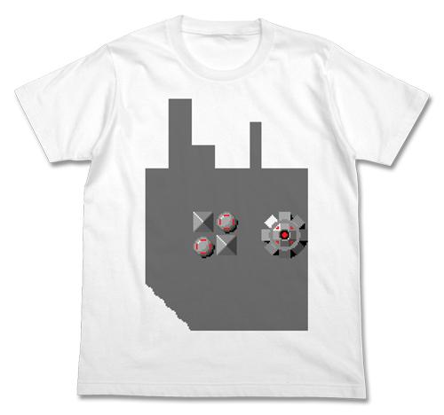ゼビウス/ゼビウス/「顔」Tシャツ