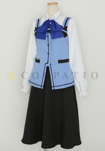 喫茶ラビットハウス カフェ制服 チノver.