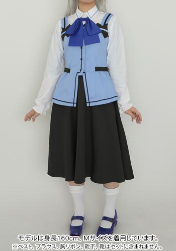 ご注文はうさぎですか?/ご注文はうさぎですか??/【早得】喫茶ラビットハウス カフェ制服スカート チノver.