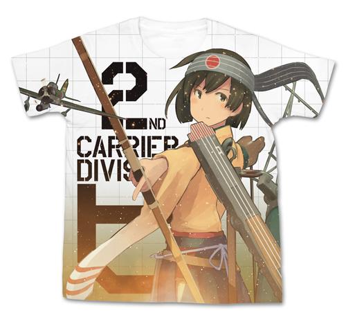 艦隊これくしょん -艦これ-/艦隊これくしょん -艦これ-/飛龍改二フルグラフィックTシャツ