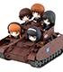 ガールズ&パンツァー IV号戦車D型改(H型仕様)エンディング...