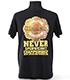 NEVER無差別級ベルトTシャツ