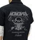 モモンガ/アインズ ワッペンベースワークシャツ