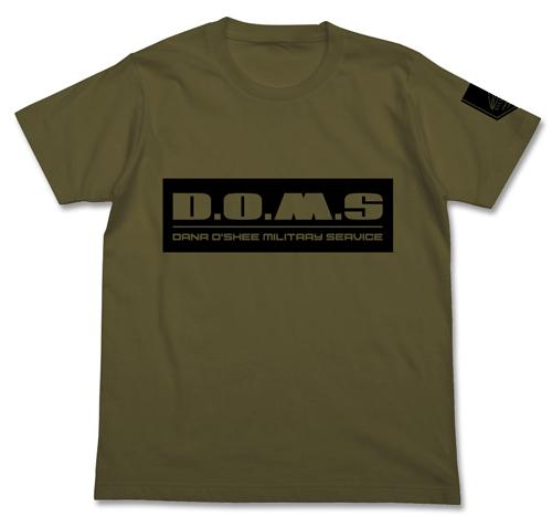 フルメタル・パニック!/フルメタル・パニック! アナザー/D.O.M.S Tシャツ