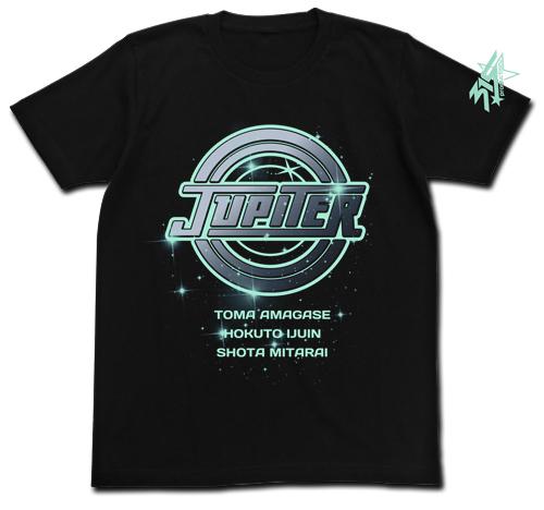 THE IDOLM@STER/アイドルマスター SideM/Jupiter Tシャツ